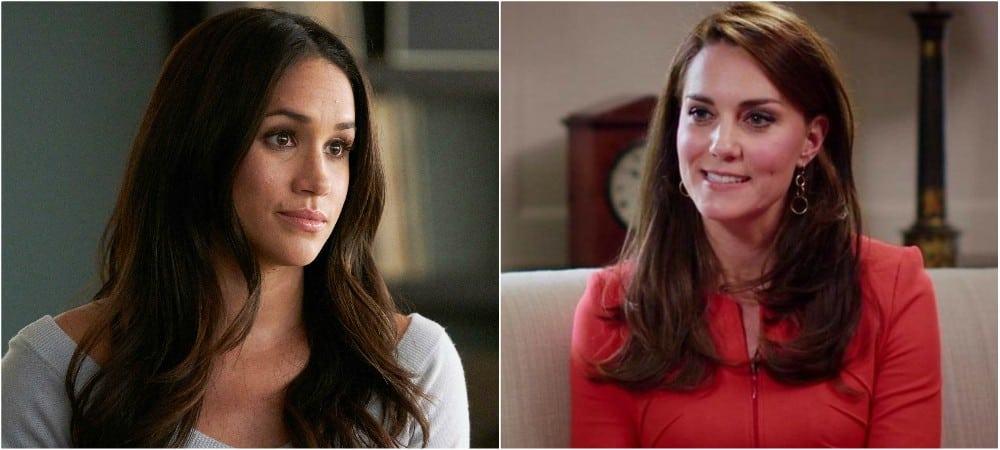 Meghan Markle rejetée par Kate Middleton dans le passé