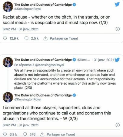 Meghan Markle: ses fans s'en prennent violemment à William sur Twitter !