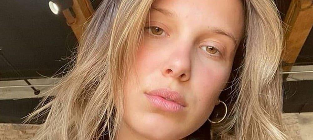 Millie Bobby Brown: Florence by Mills prévoit des fards à paupières ?