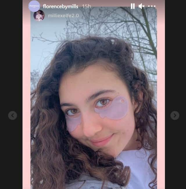 Millie Bobby Brown: ses fans adorent ses patchs Florence by Mills !