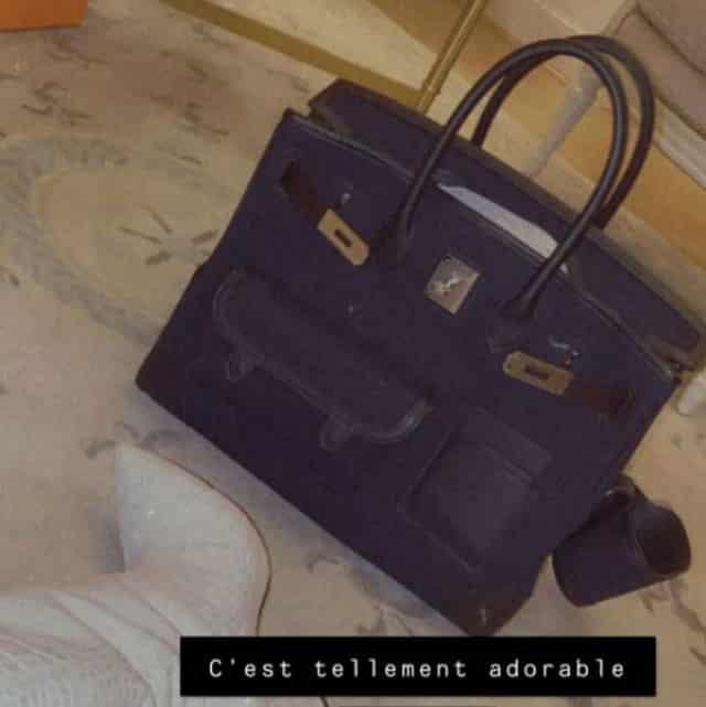 Nabilla: Thomas Vergara lui offre un sac Hermès hyper rare et cher !