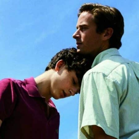 Netflix le film «Call Me By Your Name» débarque sur la plateforme