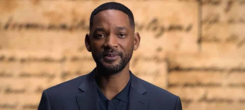 Netflix: Will Smith au cœur d'une série sur la lutte pour l'égalité !