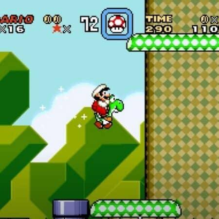 Nintendo des fans restaurent la bande-son de Super Mario World !