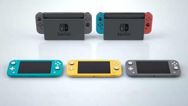 Nintendo veut déjà remplacer la console Switch !
