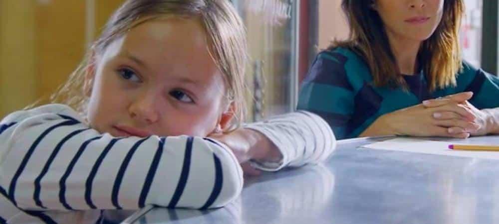 Plus belle la vie- Lucie échappe à Jacob et raconte son calvaire