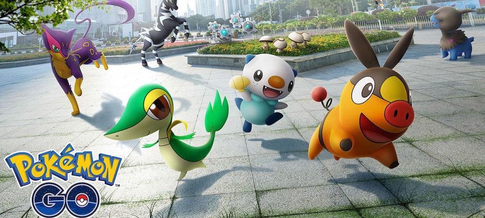 Pokemon Go met à l'honneur la Saint-Valentin pour les dresseurs