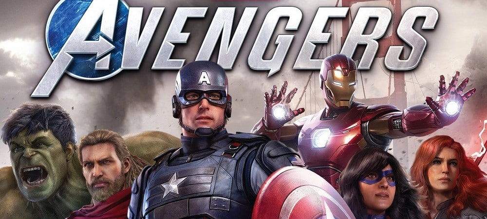PS5: le jeu Marvel's Avengers bientôt disponible sur la console Sony !