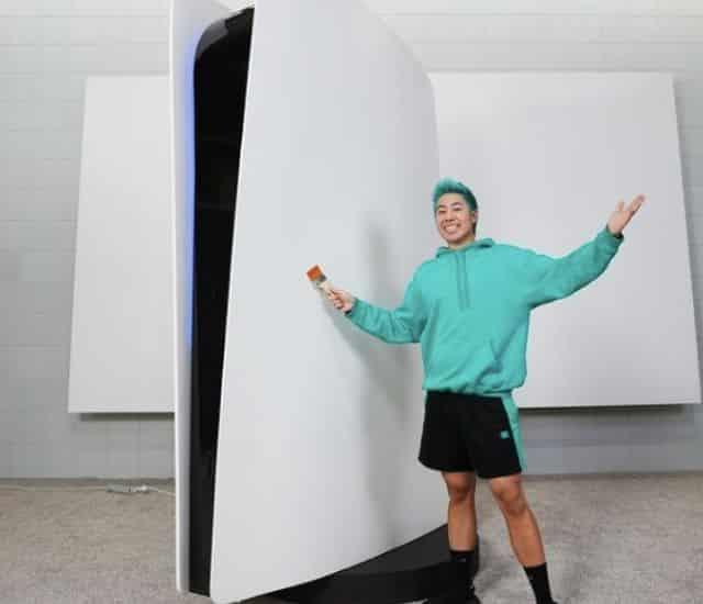 PS5: le modèle géant et fonctionnel vaut plus de 70 000 dollars !