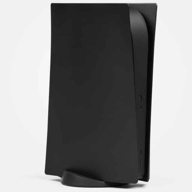 PS5 noir matte enfin disponible en précommande légale !
