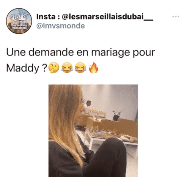 Benjamin Samat (Les Marseillais) sur le point de se marier avec Maddy ?