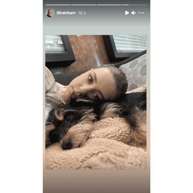 Lili Reinhart (Riverdale) mimi avec son adorable chien sur Instagram !