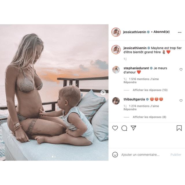 Jessica Thivenin (Les Marseillais) ses fans ne croient pas en sa grossesse !