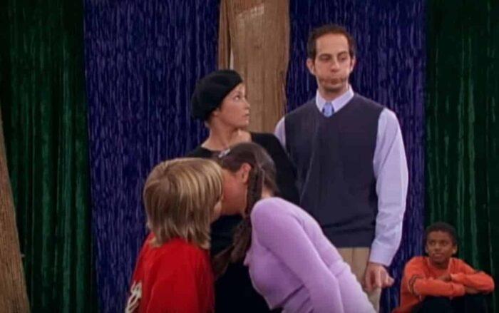 Selena Gomez a détesté embrasser Dylan Sprouse pour une série