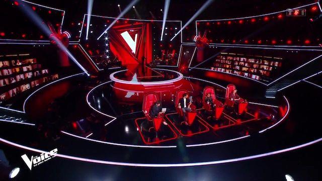 The Voice 2021: le public a t-il suivi en direct les auditions à l'aveugle ?