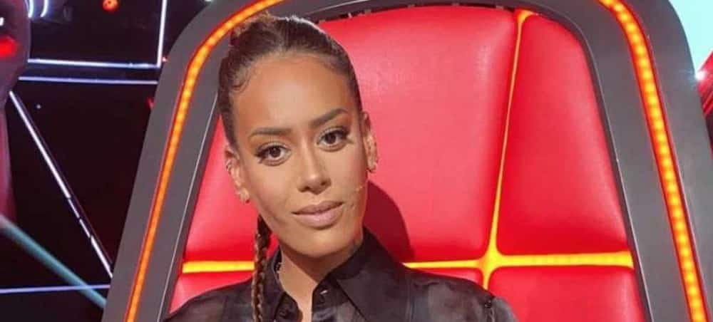 The Voice: Amel Bent touchée par une ex-candidate de la Star Academy !