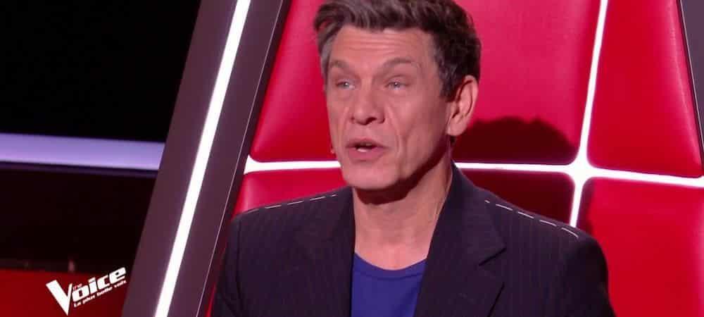 The Voice Marc Lavoine Fait Le Buzz A Cause De Ses Lunettes Mce Tv