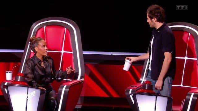 The Voice: Vianney clashe Amel Bent en pleine émission !