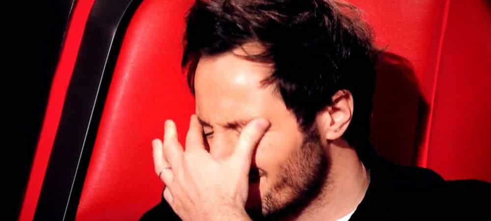 The Voice: Vianney en larmes face à un candidat du télécrochet !