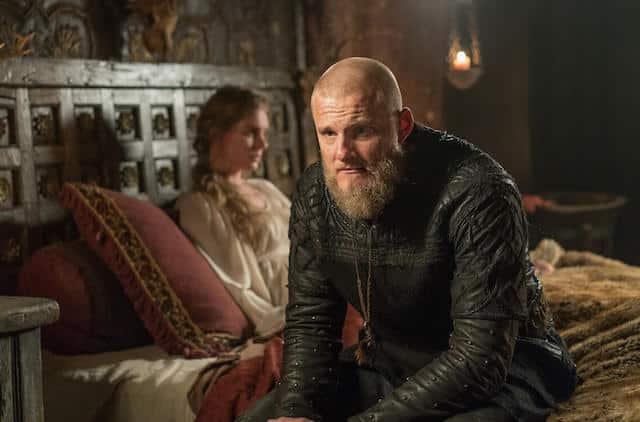Vikings: Alexander Ludwig ravi de faire ses adieux à la série !