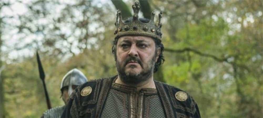 Vikings: quel acteur se cache derrière le personnage du Roi Aelle ?