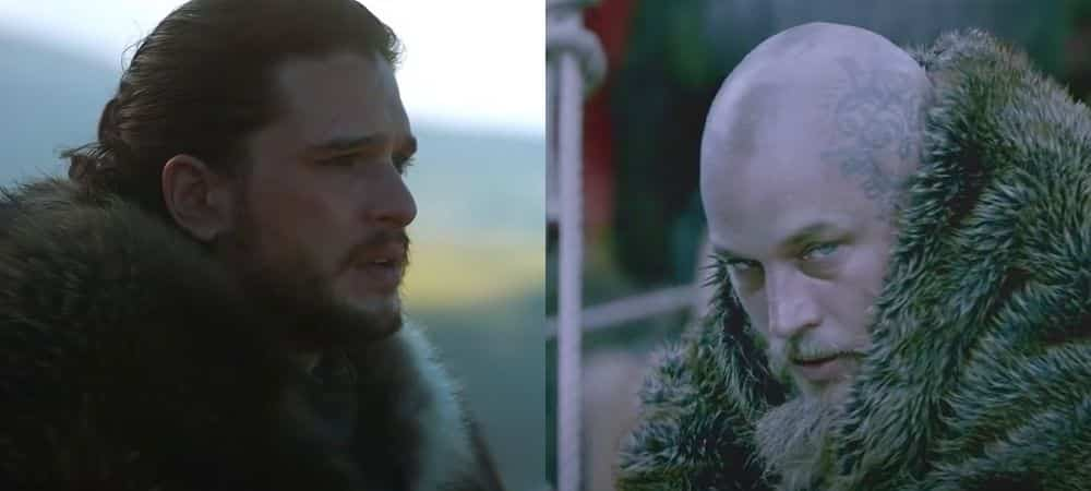 Vikings: Ragnar pourrait-il vaincre Jon Snow de Game of Thrones ?