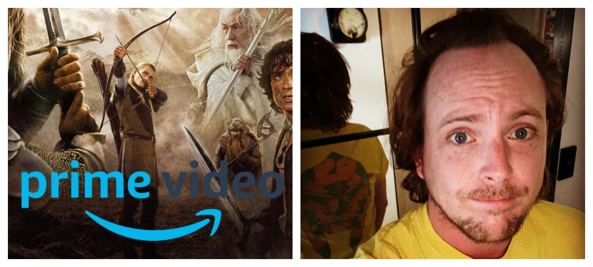 Amazon Prime- Tom Budge quitte le casting du Seigneur des Anneaux