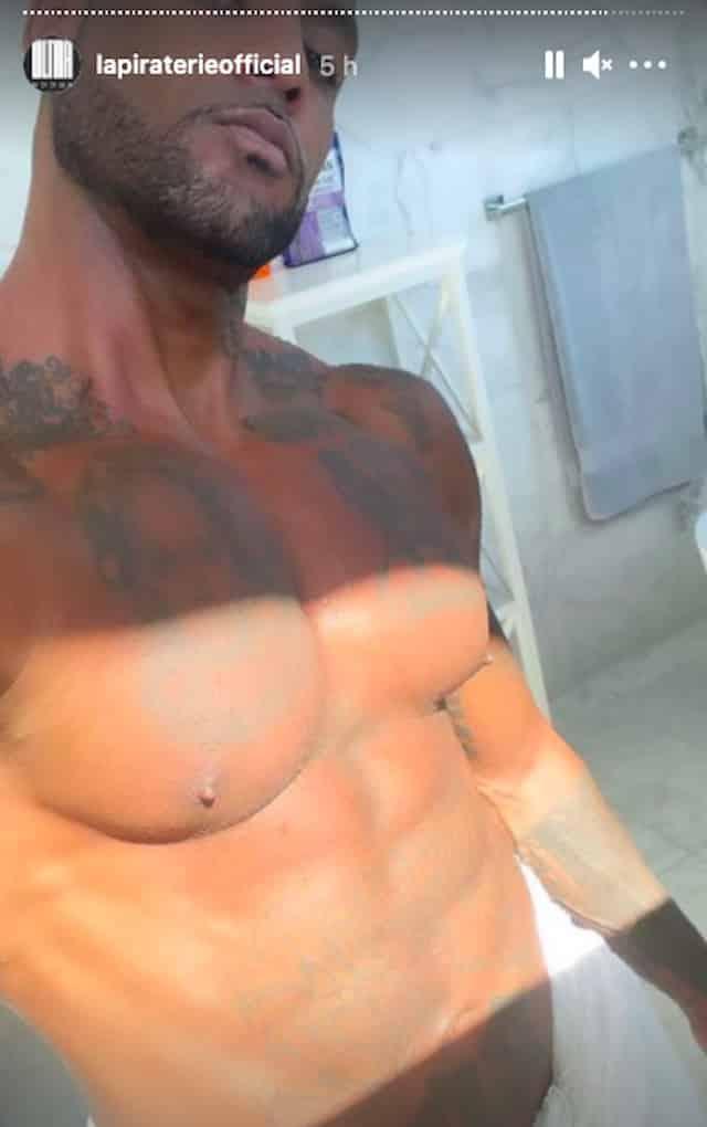 Booba dévoile ses muscles impressionnants torse nu sur Instagram !