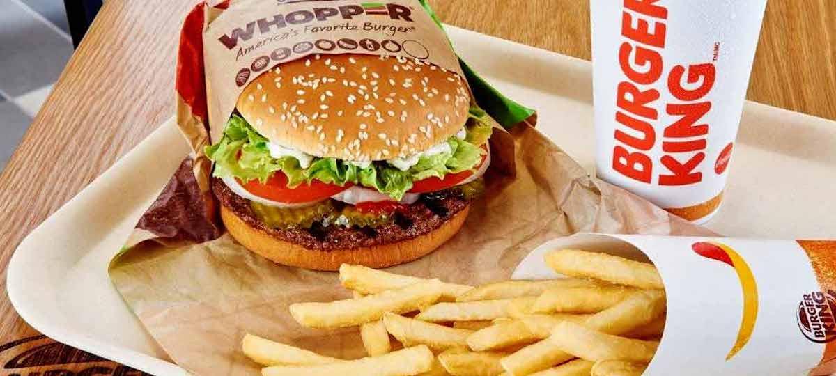 Burger King suscite la polémique après un tweet sur les femmes !