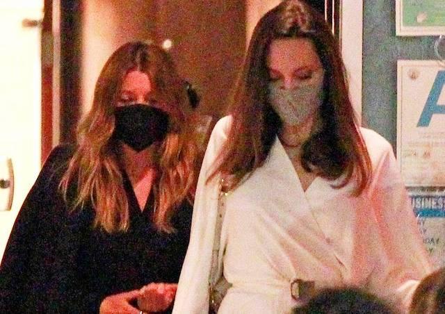 Ellen Pompeo (Grey's Anatomy) et Angelina Jolie seraient très amies !