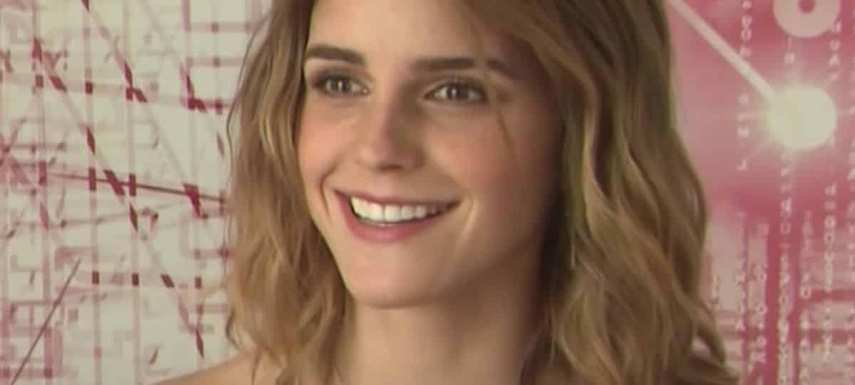 Emma Watson s'affiche enfant aux côtés d'une autre star de Harry Potter !