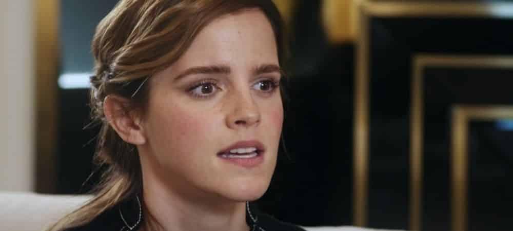 Emma Watson très select dans le choix de ses films au cinéma !