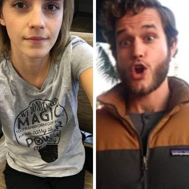 Emma Watson vraiment fiancée avec son chéri Leo Robinto ?