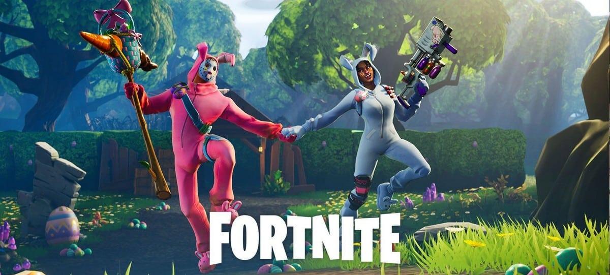 Fortnite a bien l'intention de fêter Pâques avec des skins et tournois !