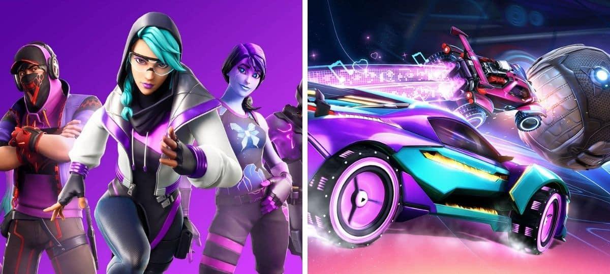 Fortnite et Rocket League prévoient de gros cadeaux pour les joueurs !