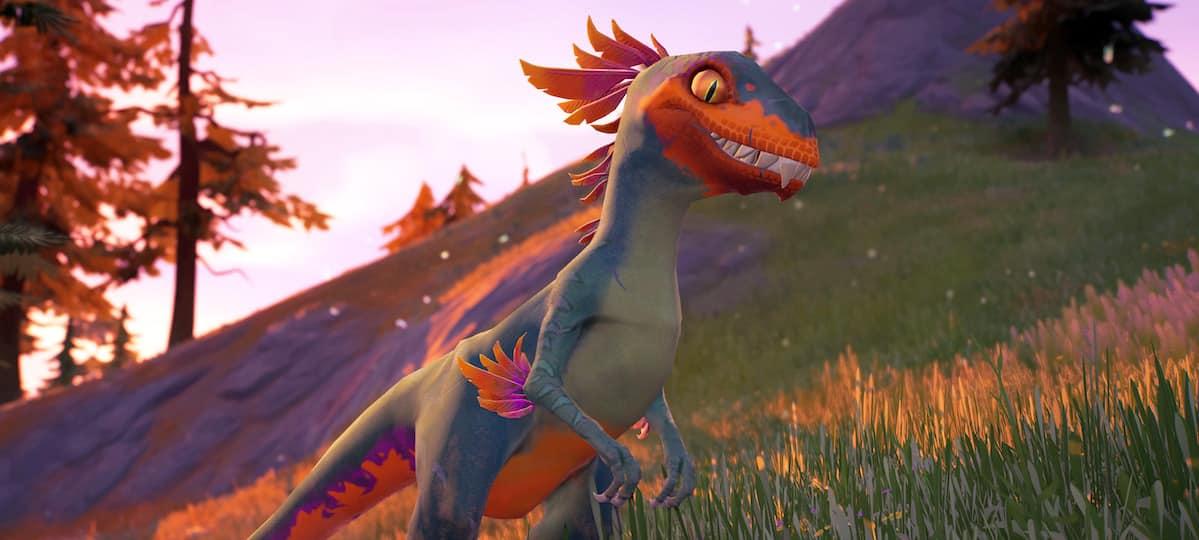 Fortnite: où trouver les dinosaures dans la saison 6 ?