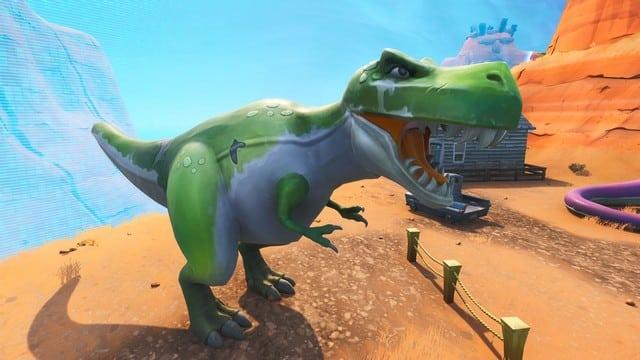 Fortnite saison 6: le jeu plonge dans l'univers de Jurassic Park !