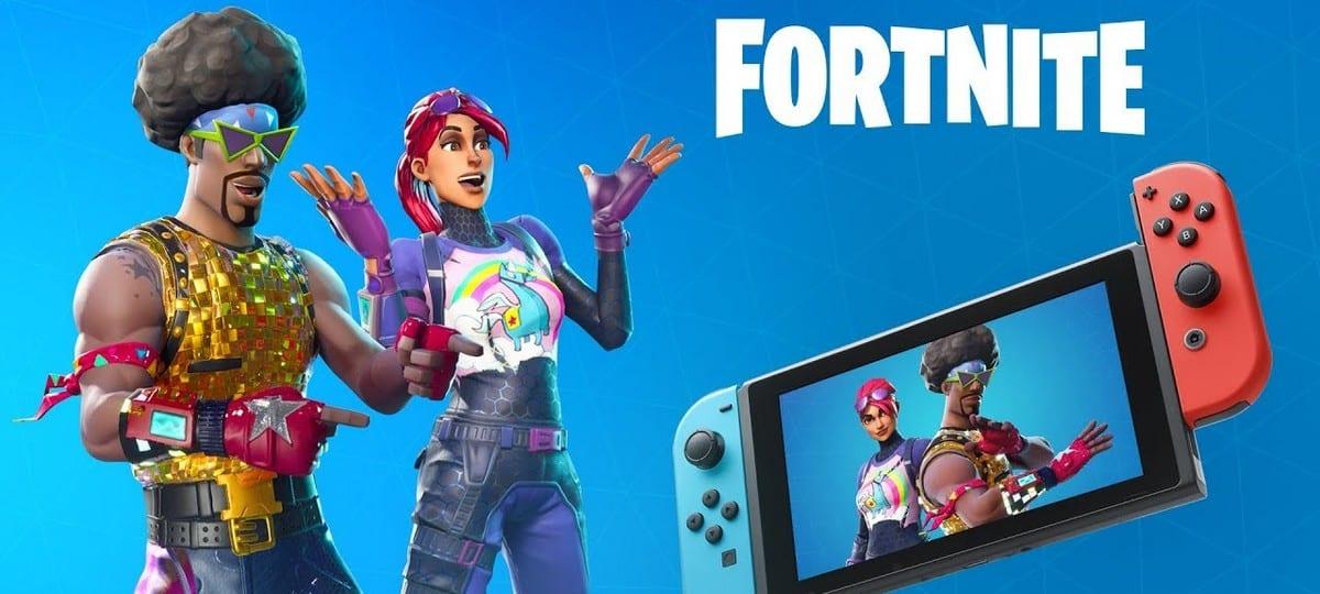 Fortnite: un patch déployé pour améliorer le jeu sur Nintendo Switch !
