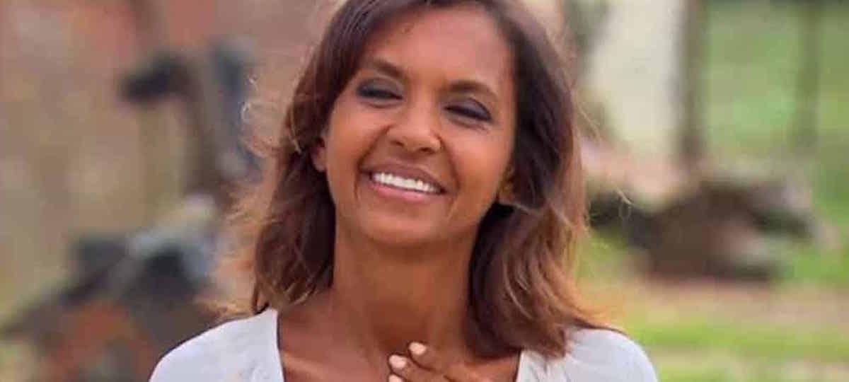 Karine Le Marchand_ son selfie hilarant après son opération dévoilé