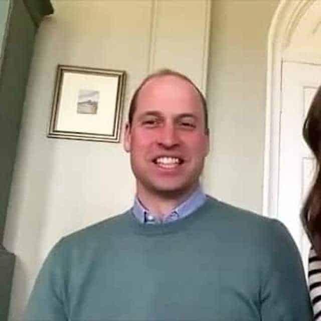 Kate Middleton- le prince William nommé l'homme chauve le plus sexy