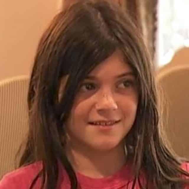 Kylie Jenner très capricieuse pendant son enfance