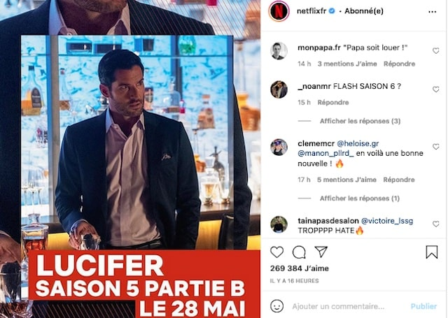Lucifer saison 5: Netflix dévoile la date de diffusion de la suite !