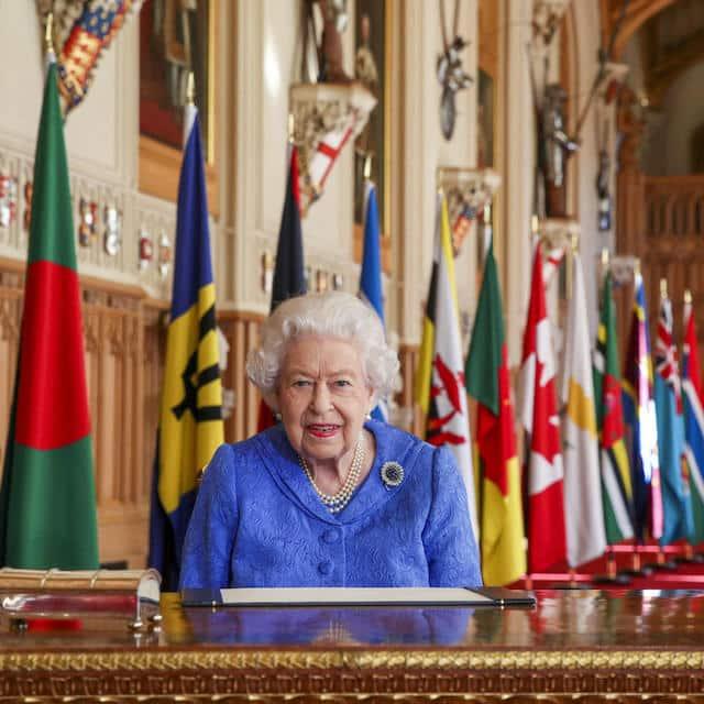 McDonald's- la reine d'Angleterre possède son propre restaurant