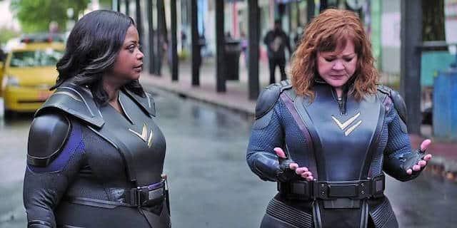 Netflix dévoile enfin la bande-annonce de la comédie Thunder Force !