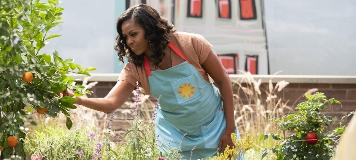 Netflix: Michelle Obama débarque sur la plateforme avec une série !