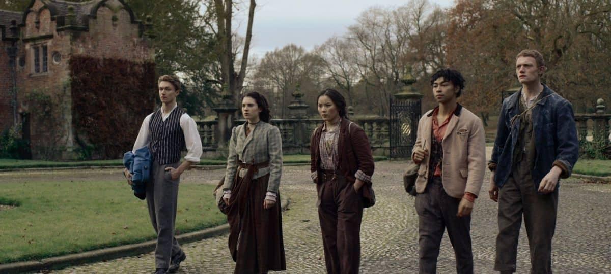Netflix: que vaut la nouvelle série «Les Irréguliers de Baker Street» ?