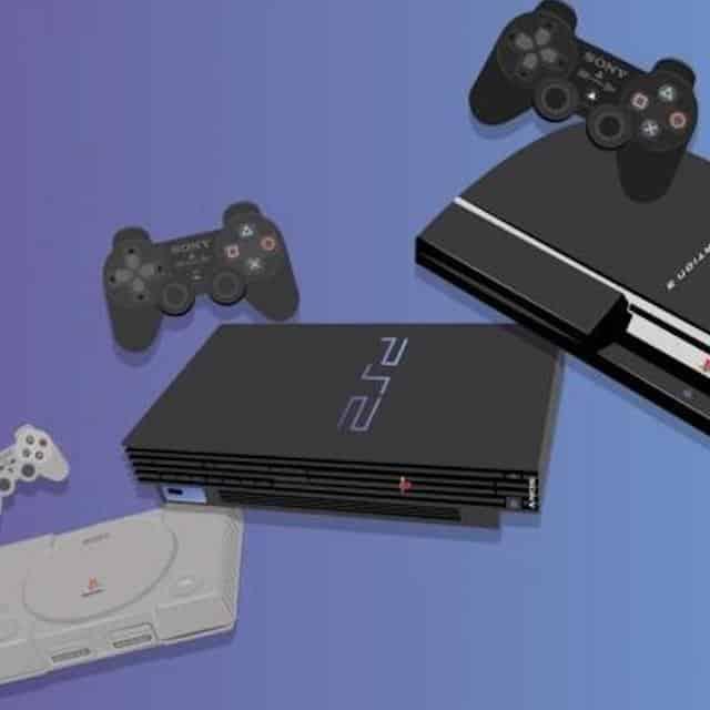 PS5: la rétrocompatibilité des jeux PS1, PS2 et PS3 bientôt dispo ?