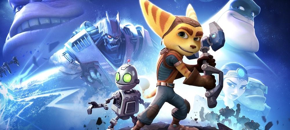 PS5: le jeu Ratchet & Clank débarque sur la console gratuitement !