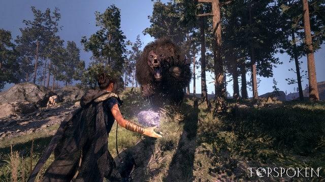 PS5: Square Enix dévoile l'incroyable teaser du RPG «Forspoken» !