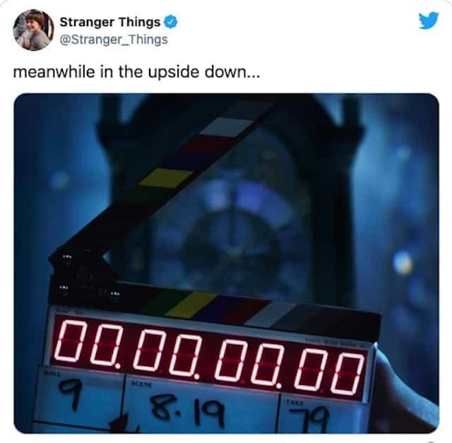 Stranger Things (Netflix): une saison 4 très sombre et terrifiante à venir !